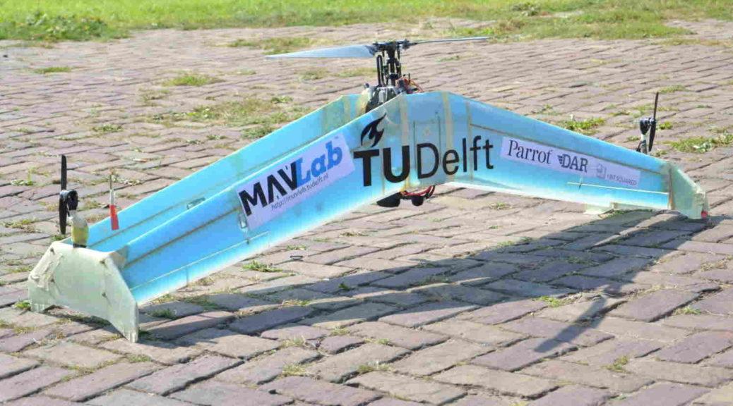 TUDelft MAVLab -DELFTACOPTER